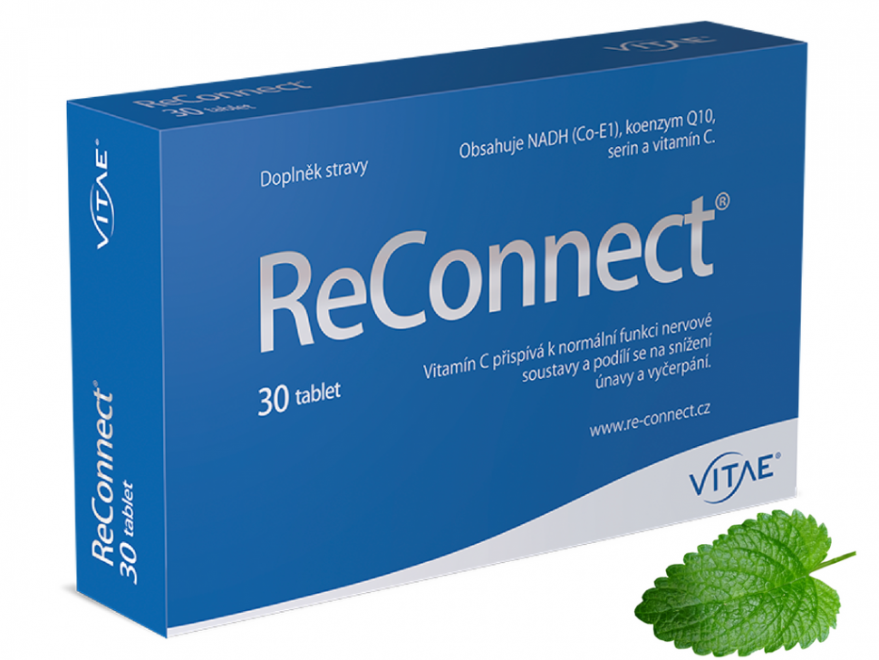 ReConnect proti únavě